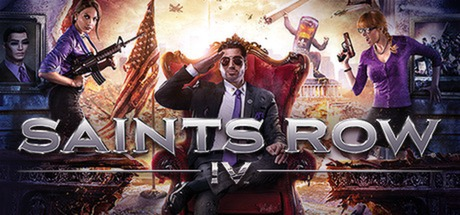 Saints Row IV - Steam Gift HB link