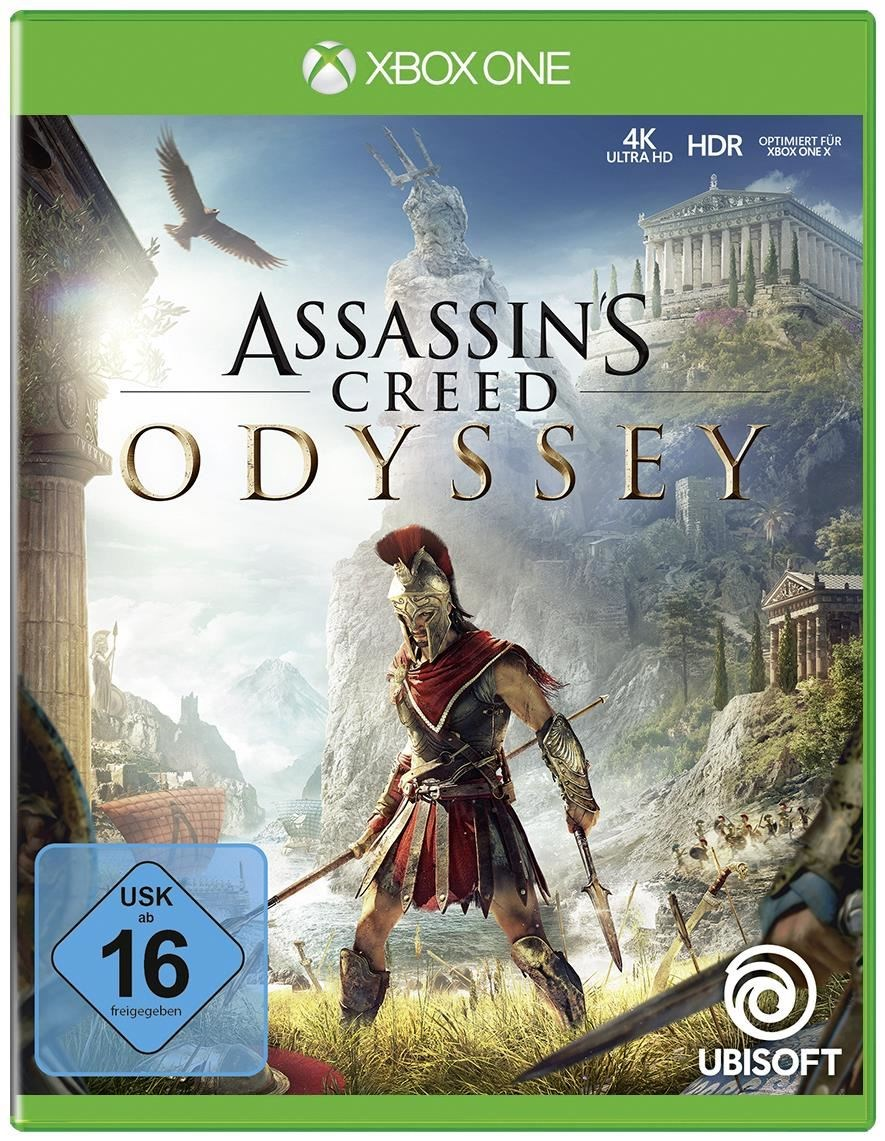 ASSASSIN´S CREED ODYSSEY | XBOX One | Code / KEY