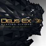DEUS EX: Mankind Divided Luxury Edition XBOX One KEY