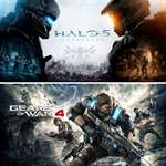 GEARS OF WAR 4 HALO 5: GUARDIANS | XBOX One | KEY