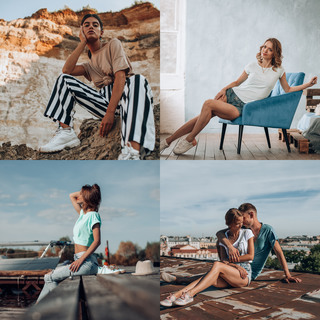 "Spring presets for INSTAGRAM ""10 styles"" LR. PC & Mob"