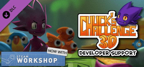 Chuck´s Challenge 3D: Soundtrack & DLC (Steam Key / RF)