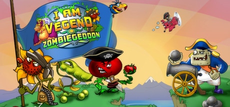 I Am Vegend - Zombiegeddon (Steam Key / Region Free)