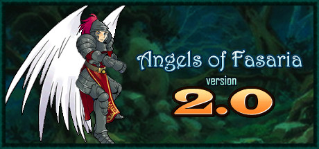 Angels of Fasaria RPG + MMORPG (steam key) + BONUS