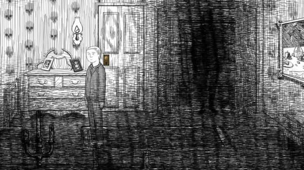 Neverending Nightmares (steam key / region free) +BONUS