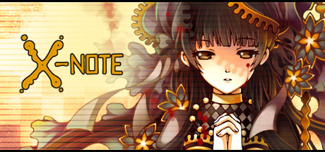 X-note (steam key/region free) + БОНУС