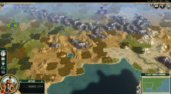 Sid Meier´s Civilization V: Scrambled Continents DLC