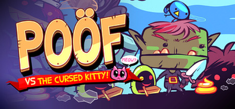 Poof vs The Cursed Kitty / Poöf (steam key / RF)