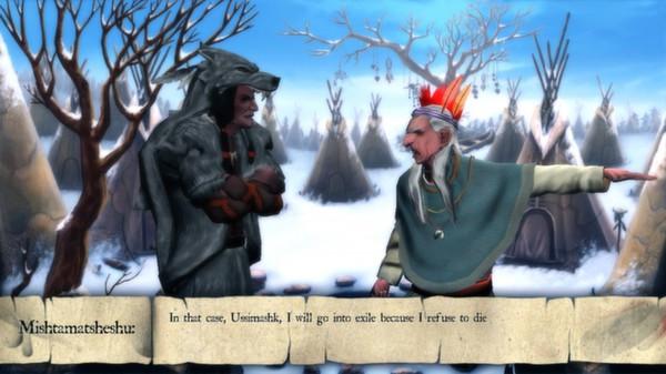 Sang-Froid: Tales of Werewolves (steam key/region free)