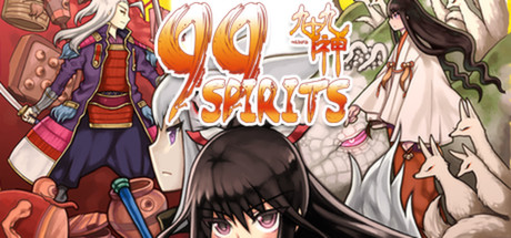 99 Spirits (steam key / region free) +BONUS