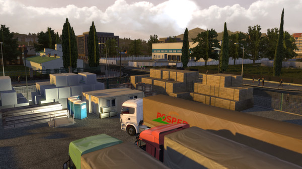 Trucks & Trailers (steam key/region free) + БОНУС