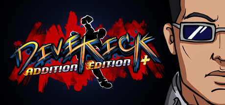 Divekick (steam key/region free) + BONUS