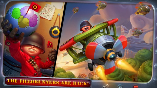 Fieldrunners 2 (HB STEAM / Region Free)