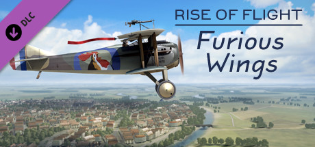 Rise of Flight: Furious Wings DLC(Steam Key/Region Free