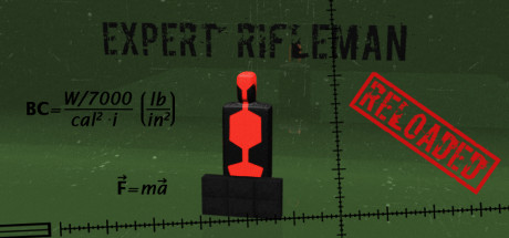 Expert Rifleman - Reloaded (steam link/region free)
