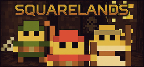 Squarelands  (steam link/region free)