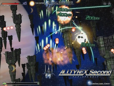 ALLTYNEX Second (Steam Key/Region Free)