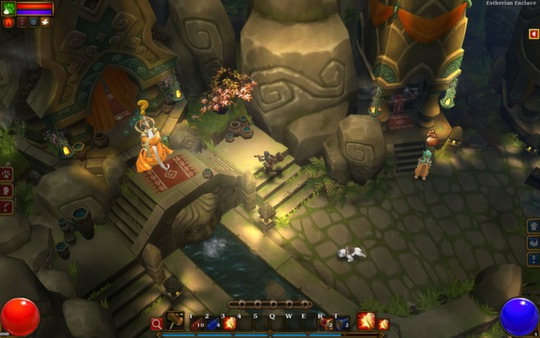 Torchlight II / Torchlight 2  (Steam Key/Region RU/CIS)