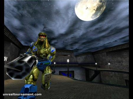 Unreal Tournament Game of the Year Edition (SteamKey)