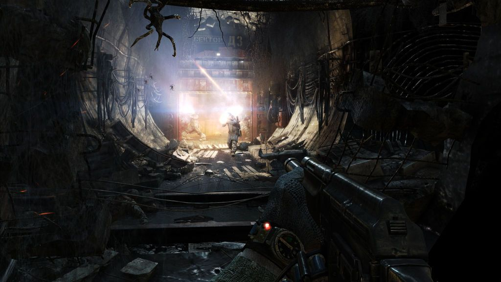 Metro: Last Light  (Steam Key/Region RU/CIS)