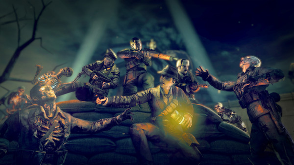 Sniper Elite: Nazi Zombie Army 2  (Steam Key/RU/CIS)