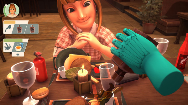 Table Manners: Physics-Based Dating Game  (SteamKey)
