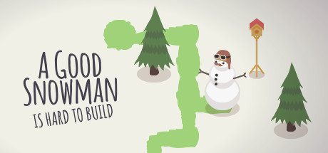 A Good Snowman is Hard to Build (Steam Key/Region Free)