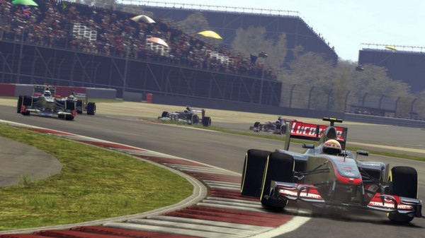 F1 2012  (Steam Key/RU/CIS)