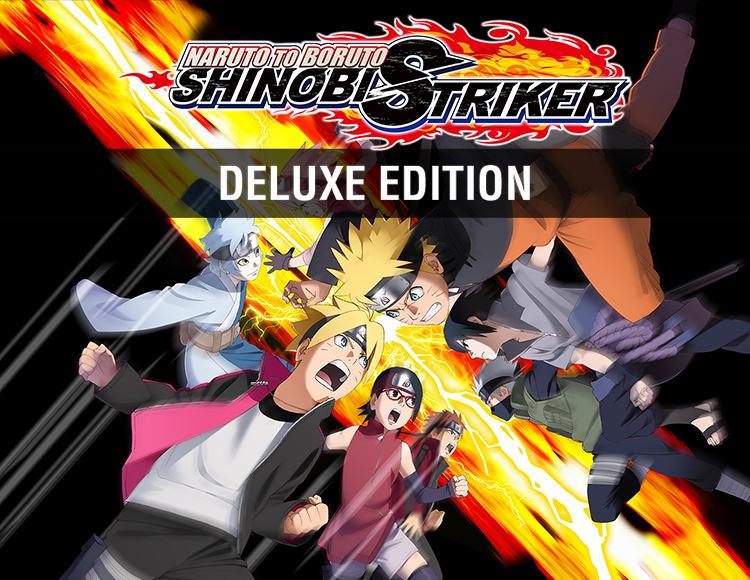 NARUTO TO BORUTO: SHINOBI STRIKER Deluxe Ed|SteamKey/RU