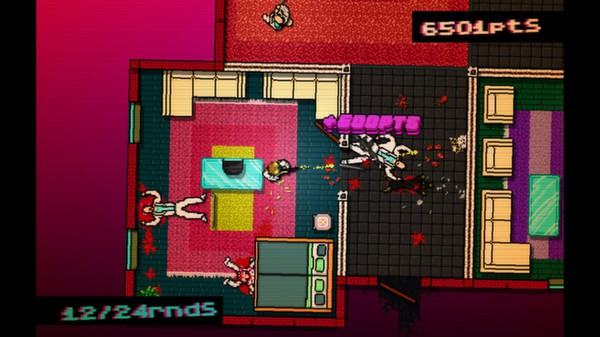 Hotline Miami  (Steam Key/Region Free)