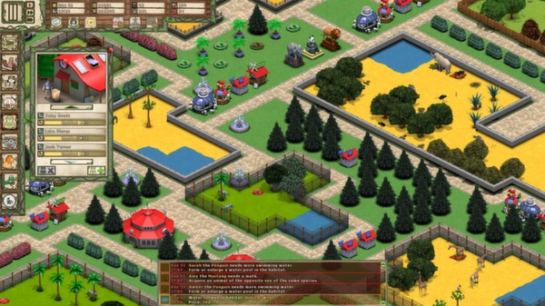 Zoo Park 2014 (HB Steam link / Region Free) + BONUS