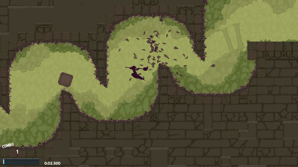 Dustforce DX (HB STEAM / Region Free)