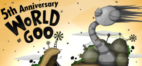 World of Goo (HB Steam link / Region Free ) + BONUS
