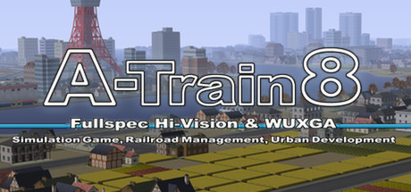 A-Train 8 (Steam Key / Region Free) + BONUS