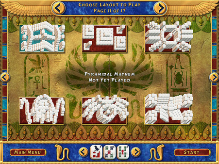 LUXOR: MahJong / Mah Jong (Steam Key / ROW) + BONUS