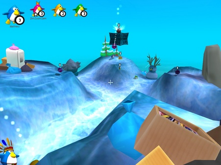 Penguins Arena: Sednas World (steam link / region free)