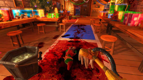 Viscera Cleanup Detail: Santa´s Rampage(Steam key/RF)