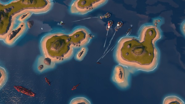 Leviathan: Warships (steam link/region free)
