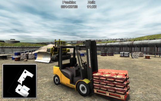 Warehouse and Logistics Simulator  (Steam Key / ROW)