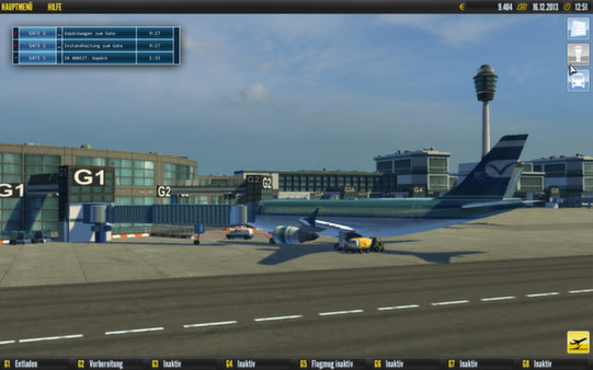 Airport Simulator 2014 (Steam Key / Region Free) + BONU