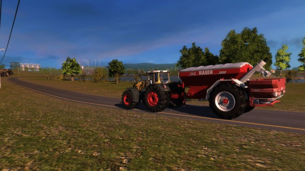 Professional Farmer 2014 - America DLC (Steam Key / ROW