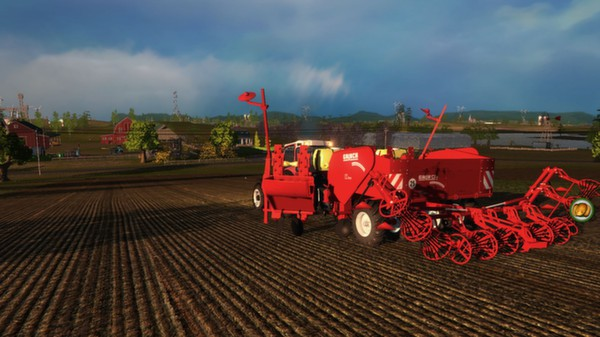 Professional Farmer 2014 - America DLC (Steam Key/ROW)