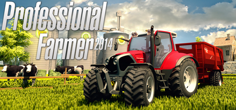 Professional Farmer 2014 (Steam Key/Region Free)+БОНУС