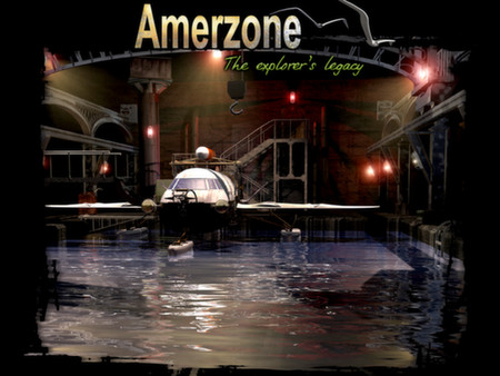 Amerzone: The Explorer's Legacy(steam link/region free)