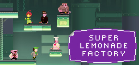 Super Lemonade Factory (Steam Key/Region Free)