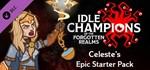Idle Champions Celeste's Starter Pack(SteamKey/RegFree)