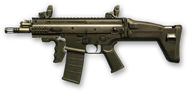 Warface 16 Bloody X7 макросы SCAR-L PDW | СКАР Л | EXAR