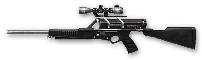 Warface 45 Bloody X7 макросы Calico M951S | М951 | M917