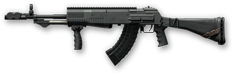 Warface 16 Bloody macros AN-94 ABAKAN (only Bloody)