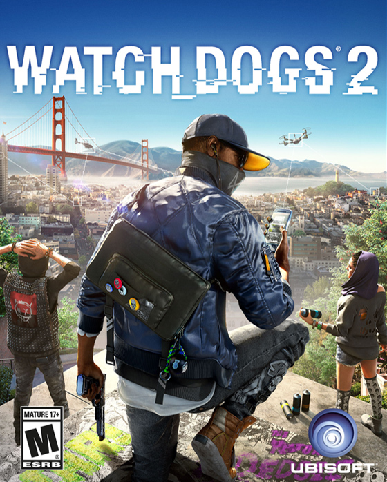 Купить UPLAY | WATCH DOGS 2 (RU/MULTI) + ГАРАНТИЯ